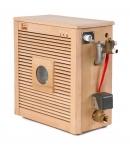 SAWO Парогенератор STPD-150-3 в кедровой отделке в комплекте с пультом Innova и автоочисткой (3 доп. функции: свет, вентилятор, насос-дозатор)