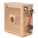 SAWO Парогенератор STPD-75-C1/3 в кедровой отделке в комплекте с пультом Innova и автоочисткой (3 доп. функции: свет, вентилятор, насос-дозатор)