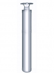 HARVIA Дополнительный дымоходный модуль WHP1000 1 м