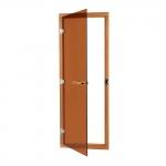 SAWO Дверь 730 - 4SGD, 690мм х 1890мм Бронза с порогом